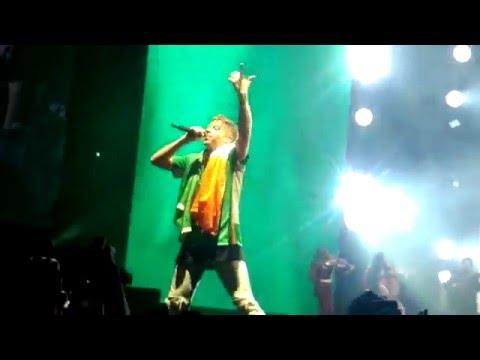 Irish Celebration Macklemore Live Dublin 2016