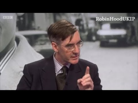 Jacob Rees Mogg destroys host on her liberal bigotry