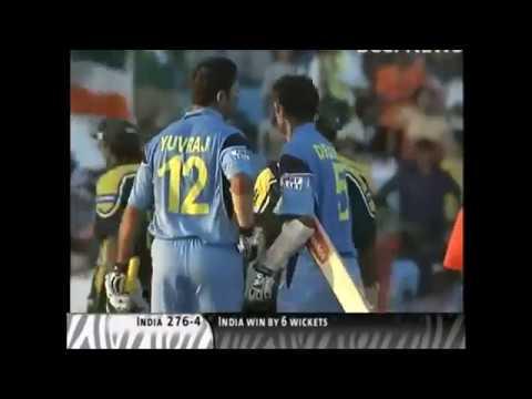Sachin 98(75 Balls) India Vs Pakistan 2003 World Cup Match Full Highlights