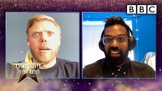 Why Romesh Ranganathan REFUSES to travel with Rob Beckett | The Graham Norton Show - BBC