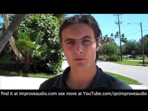 Sound Power to improve audio as tested by Sirio Balmelli