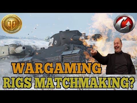 world of tanks bad matchmaking