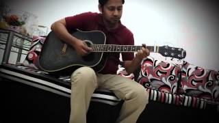 """Aashiyan"" Hindi Song (Guitar Cover) - Barfi"