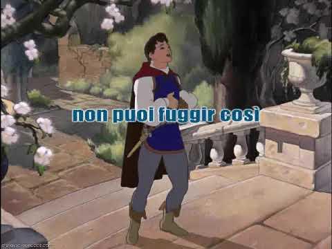 FILM Biancaneve Disney - MIDLEY Il Pozzo/Non ho che un canto (SONG+TESTO SINCRONIZZATO)