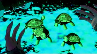 TMNT Danger of the ooze part 1 Turdle power