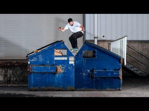 """Rough Cut  jordan Sanchez's """"The Dumpster"""" Part"""