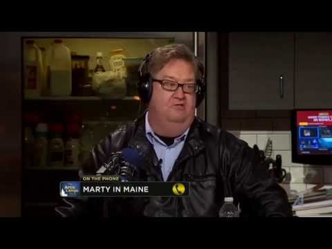 Mike Vs. Marty in Maine