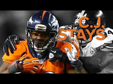 Broncos Sign C.J.  Anderson