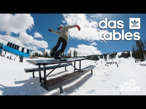 2018 Adidas Das Tables Stop 5—Mt. Bachelor