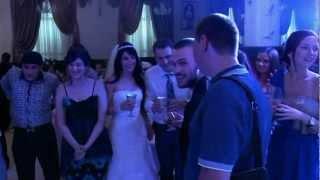 Свадьба дочери Норика Луганск.Часть 2