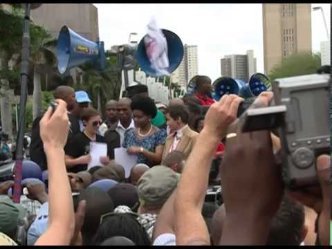 Web Video South Africa - News - Cop 17
