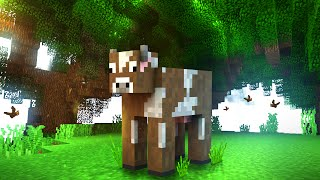 The Adventure of Billy the Cow - Minecraft Short Film/Movie