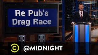 Republicans Get Dragged - @midnight with Chris Hardwick