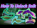 *HOW* TO UNLOCK SNIK IN MONSTERS OF ETHERIA!