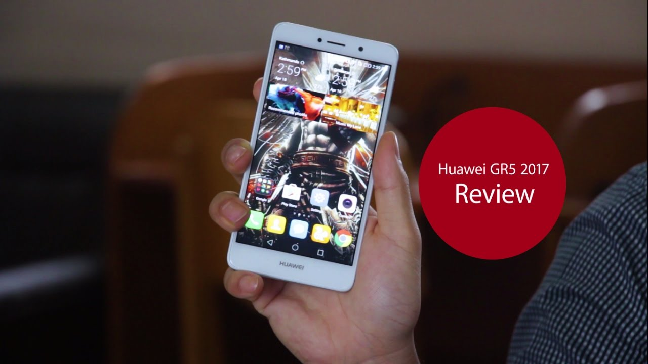 Huawei GR5 2016 Smartphone Review - YouTube