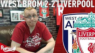 Salah's goal was a thing of beauty | west brom v liverpool 2-2 | chris' match reaction
