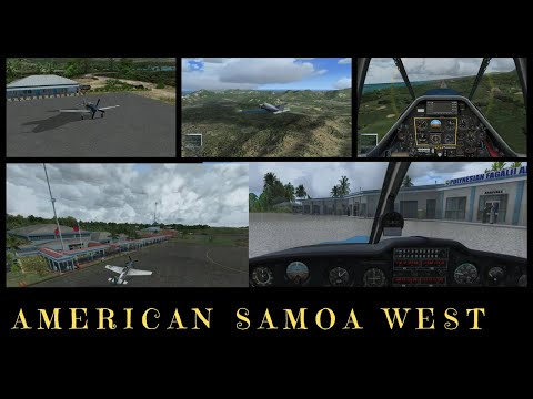 World Tour - Pacific Island Adventures - American Samoa (Wes