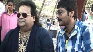 Bappi Lahiri's New Song Shooting