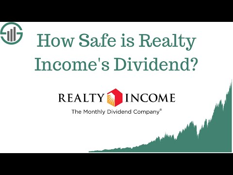 Realty Income Stock: Monthly Dividends + Safety Analysis
