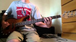 Maxwell Murder by Rancid bass cover, includes solo.