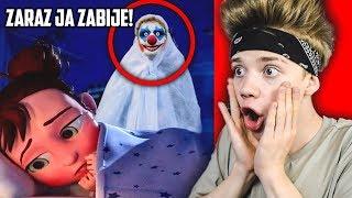 NAJSTRASZNIEJSZY FILMIK Jaki KIEDYKOLWIEK ZOBACZYSZ na Youtube! (Przerażające!)