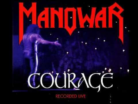Manowar - Courage (Live) [HQ Audio]