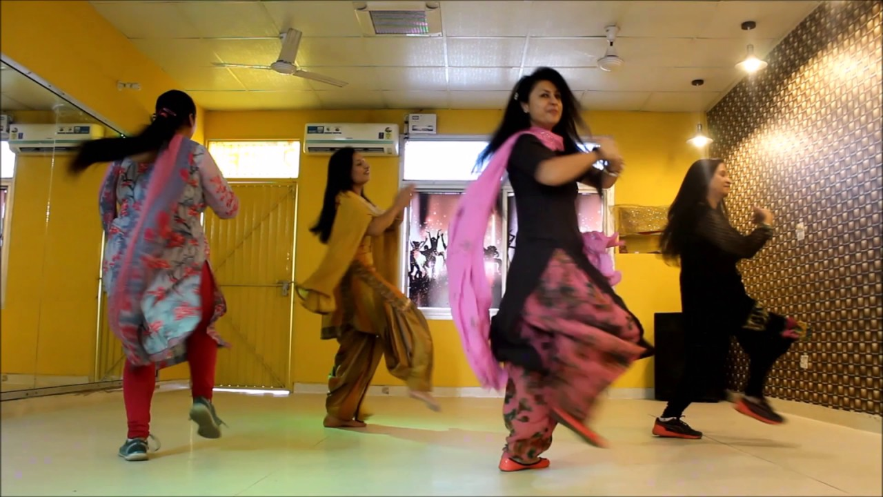 """Ranjit Bawa"" Ja Ve Mundeya | punjabi dance | Bhangra"