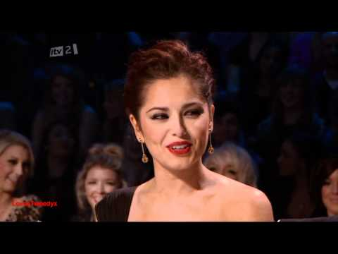 Cheryl auditions herself for the X Factor from YouTube · Duration:  1 minutes 58 seconds