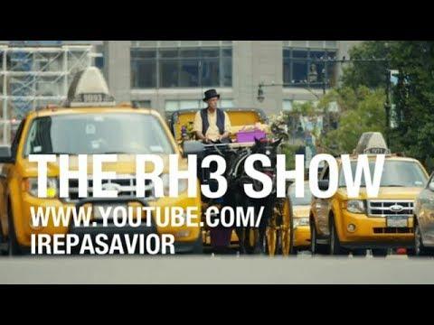 The RH3 Show Radio Broadcast - 8-4-16 - Celebrating Singleness