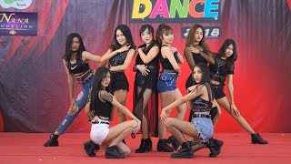 181111 GirLish cover Girls' Generation - Lil' Touch + You Think @ The Paseo Stage 2 (Final)
