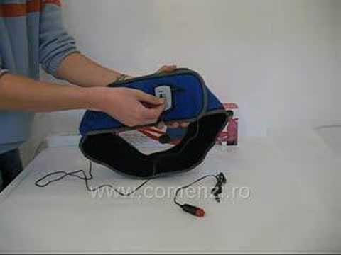 www.electrochoc.fr Ceinture De Massage Slimming Belt Vi ...
