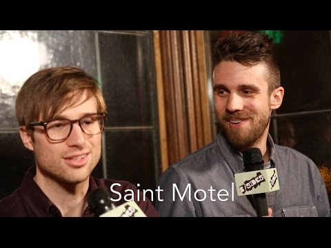 B-Sides On-Air: Interview - Saint Motel Talk My Type, FIFA, Touring