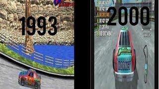 Daytona USA Evolution 1993-2000