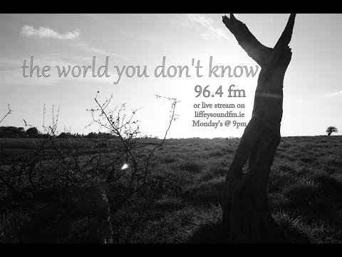 The World You Don't Know Radio Show with Alan James OYM