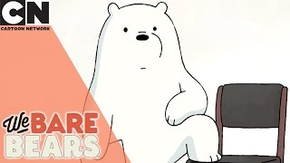 We Bare Bears | You Ready To Party? | Cartoon Network