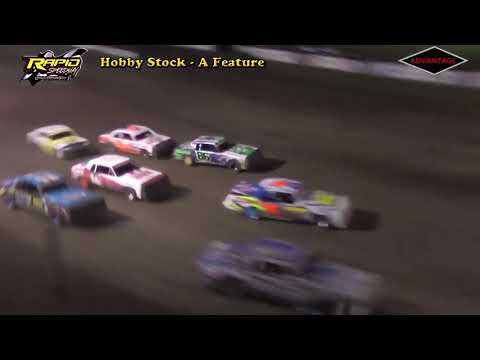 Hobby Stock Feature - Rapid Speedway - 5/25/18