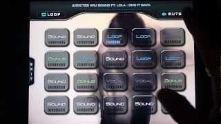 SoundReaktor :: Addicted Kru Sound ft. Lola - Give it Back (Freestyle)