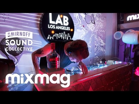 DROOG and INXEC in The Lab LA