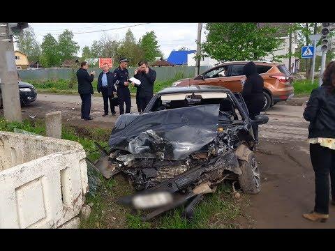 Дети пострадали в ДТП в  Воткинске