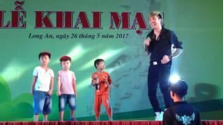 Hạo Nam Super Star - Lâm Chấn Khang (live) 2017