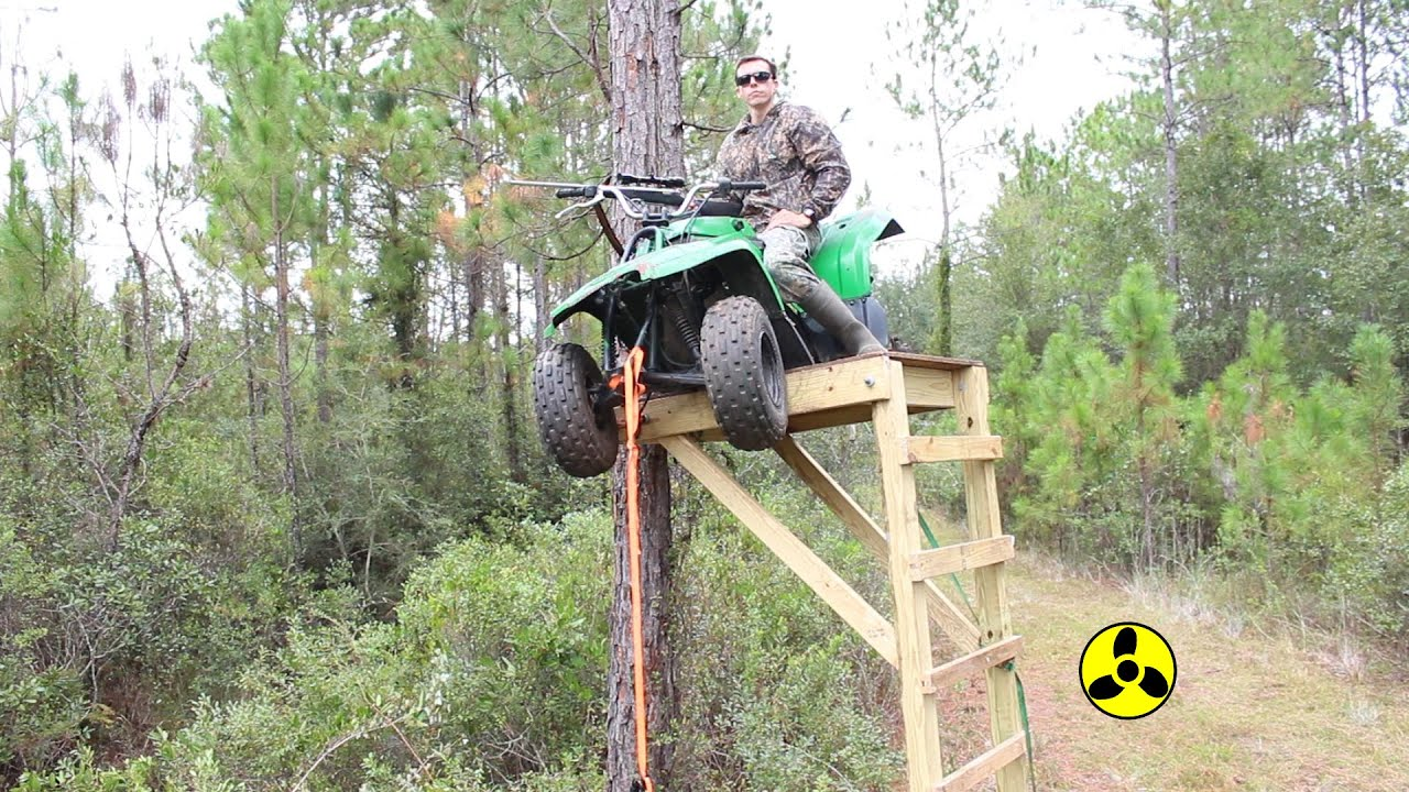 Reel Treestands 2 Not You Re Typical Treestand Youtube