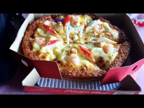 พิชซ่าฮัท Pizza hut  Mr koko