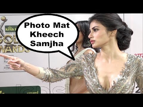 Mouni Roy ANGRY On Reporter For Clicking Her WEIRD Photo