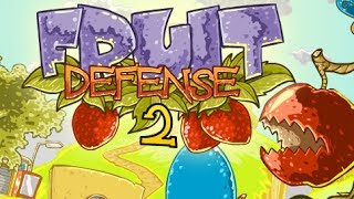 Fruit Defense 2 Level 1-100 Walkthrough