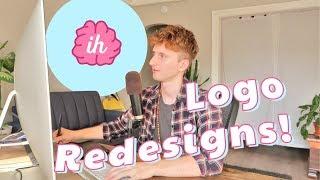 Redesigning Your Logos! YGR 21