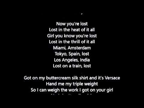 Lost In The Heat Of It All Lyrics