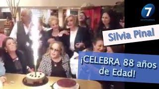 ¡Silvia Pinal CELEBRA 88 años de Edad! / Mutimedia 7
