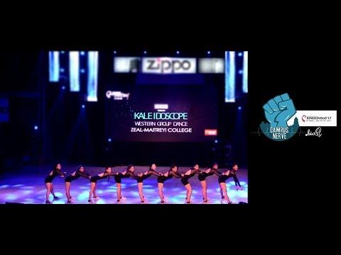 Team Zeal- Maitreyi | Rendezvous 2017 IIT Delhi | Western Group Dance Competition.