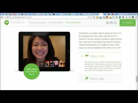 Colorado Business Hangout - How To Use Google Hangouts For Business