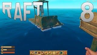Raft #8 (v. 9.05) - Porzucone tratwy